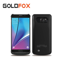 Note5 N9200 Phone Extend Batteria 4200mah Battery Charging Power Bank Case for Samsung Galaxy Note 5 note5 N9200 Battery Charger