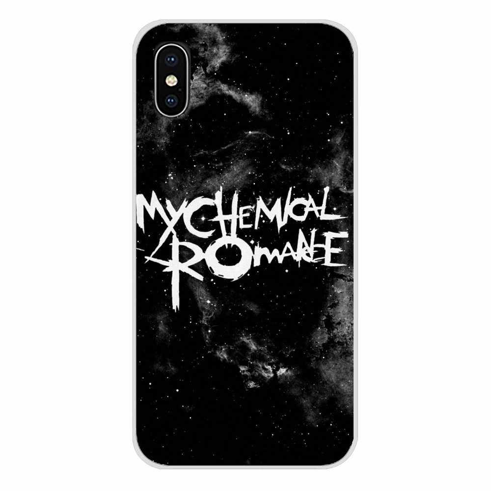 Sacchetto Della Copertura molle Gerard Way My Chemical Romance MCR Rock For Nokia 2 3 5 6 8 9 230 3310 2.1 3.1 5.1 7 Plus Per LG Q6 7 8 9 X Alimentazione