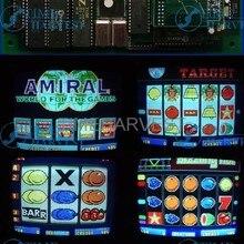 10 шт. Горячая ТОЧКА AMIRAL казино игра pcb с одним экраном для слота аркадная игра машина для монетного управления игры аркадный шкаф машина