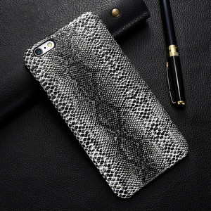 Image 2 - Retro Snake Case For iPhone 7 8 X/XS Max XR 6 6S Cases For iPhone 5/6/6S/7/8 Plus Cover Serpiente Fundas Hard PC Phone Case