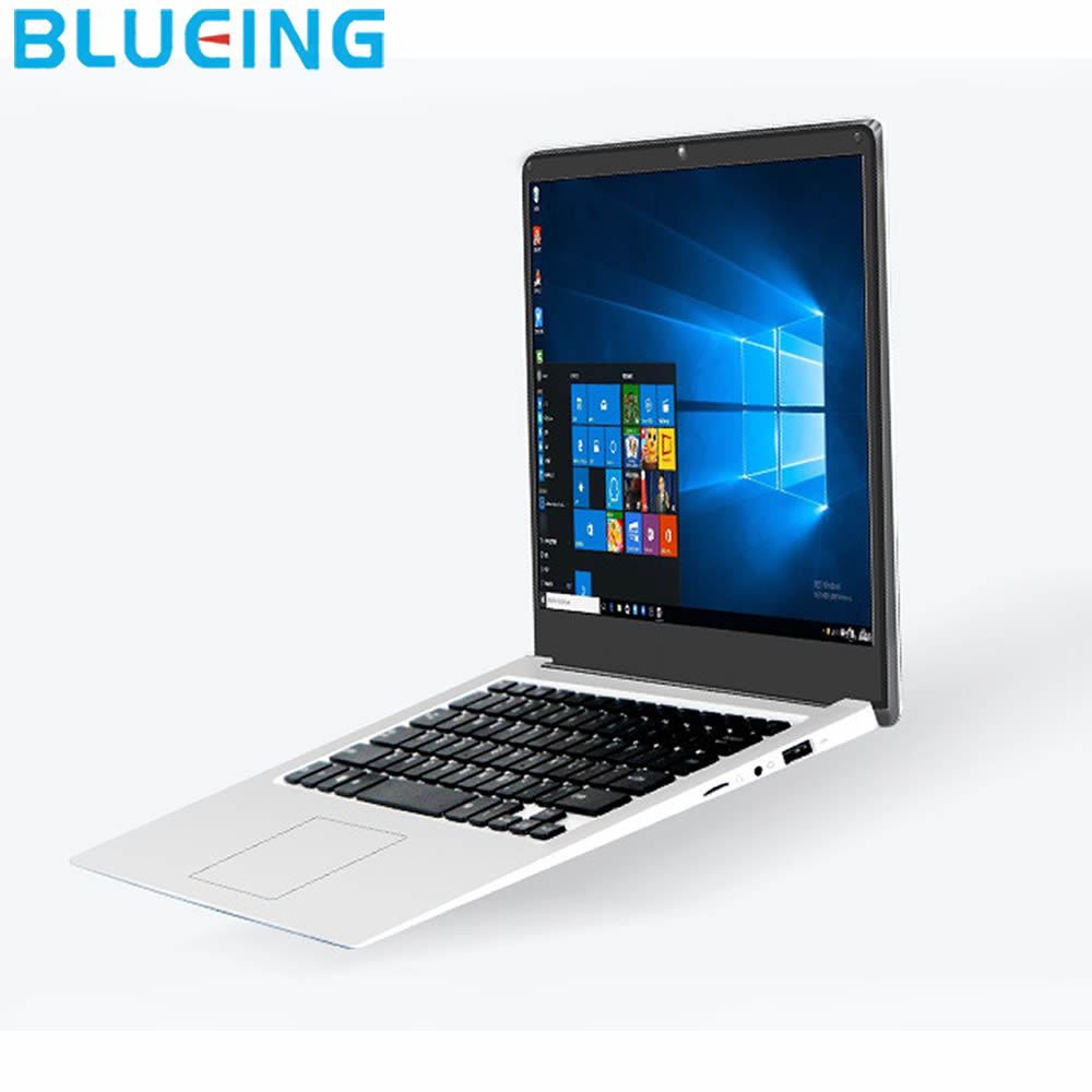14.1 polegada laptop ultra-fino 4 GB Z8350 64 GB SSD Intel HD 1920*1080 Janelas 10 WI-FI bluetooth computador notebook frete grátis