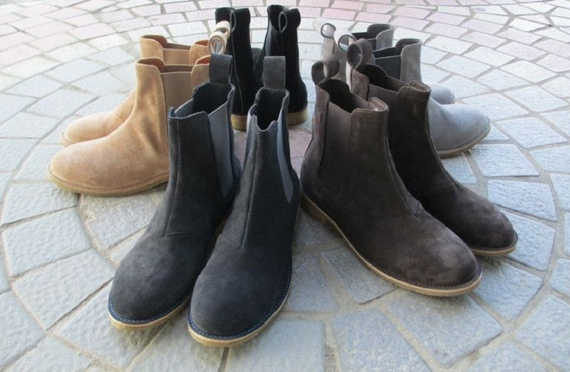 2020 High Quality Vintage Best Chelsea Boots Kanye West Boots Real Leather 1:1 Fishion Life Euro America GDBV Style Max Us12.5
