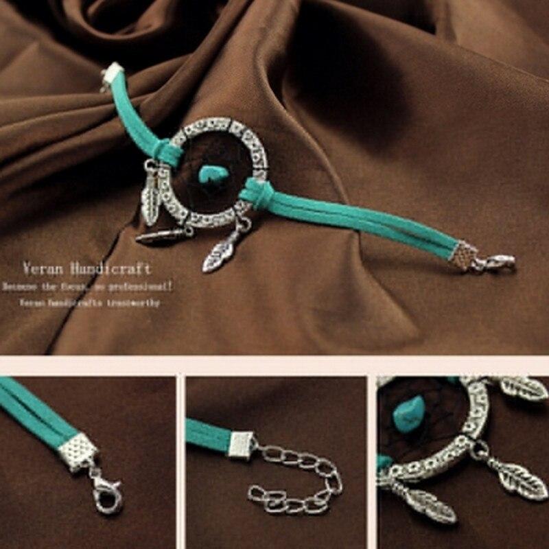 Dream Catcher Bracelet Diy