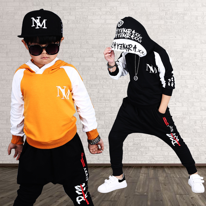 2018 Spring Autumn Kids Clothing Sets Long Sleeve T-shirt Pants Baby Sport Boys Clothing Sets Suits Hooded Children Clothes Set graceful short side bang fluffy natural wavy capless human hair wig for women