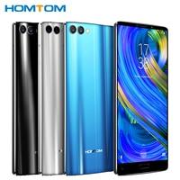 Оригинальный HOMTOM S9 плюс сотовый телефон 5,99 дюймов 4 Гб Оперативная память 64 Гб Встроенная память MTK6750T Octa Core Android 7,0 4050 мАч двойная задняя каме...