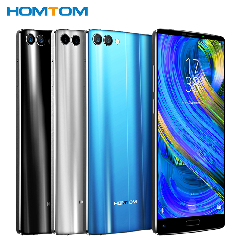 Original HOMTOM S9 Plus Cell Phone 5 99 inch 4GB RAM 64GB ROM MTK6750T Octa Core