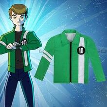 Бен 10 куртка пришельцев сила мальчиков косплей Бенжамин kirby