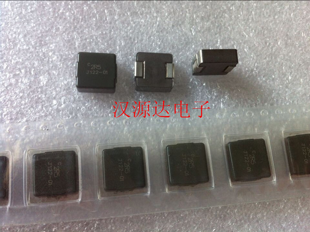 US $10 19 |Aliexpress com : Buy BCIHP1040 2R5M forming one high current  inductors 2R5 10 * 10 * 4MM 2 5UH 10 14A from Reliable inductor choke