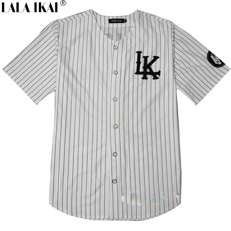 Browse our large selection of Striped Kids Baseball T-Shirts. Our baseball jerseys are made of % soft cotton with 3/4 length raglan sleeves in navy, red and black.
