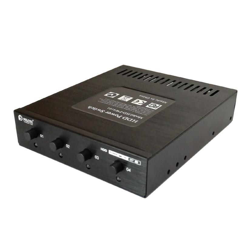 Prix pour HD-PW4101 disque dur sélecteur sata interrupteur D'alimentation Du DISQUE DUR Dur de Commutateur de Commande De disque Pour PC De Bureau ordinateur pour disquette slot
