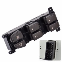 Front Left Power Window Master Control Door Main Switch For Hyundai Sonata With Free Shipping