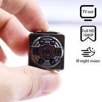 Mini Camera SQ8 Mini DV Camera 1080P Full HD Car DVR Recorder Motion Wireless Aluminum Video