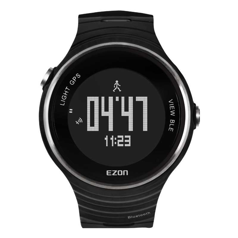 2016 Top Selling EZON G1 GPS Bluetooth Smart Intelligent Sports Digital Watch for IOS font b