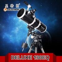 Nieuwe Aanbieding CELESTRON 130DX Deluxe (Parabolische Spiegel) HD Hoge Vergroting Astronomische Telescoop Bekijken Professionele Vision