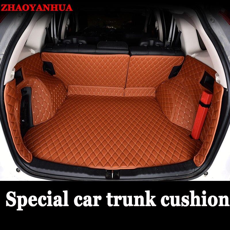 Zhaoyanhua специальный автомобиль магистральные коврики для Kia Sorento Sportage Optima K5 ФОРТЕ K3 Cerato Рио ковер высокого качества чехол rugs вкладыши