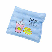 Ice Mat Cushion Mattress Single Student Summer Cooling Water Bag  ju02dropship