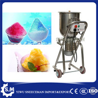 30L Large Capacity Ice Fruit Crusher Blender Snow Cone Machine
