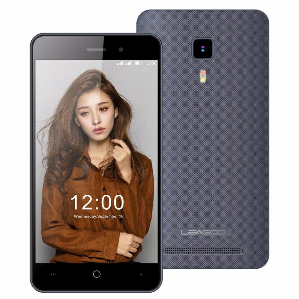 Original LEAGOO Z1C 3G Smart Phone 3 97 inch 512MB RAM 8GB ROM Android 6 0
