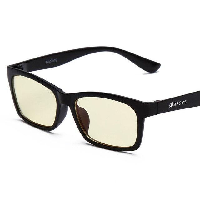 Новая мода Сверхлегкий tr90 очки для чтения мужчины женщины очки анти синие лучи компьютера зрелище очки Óculos де грау