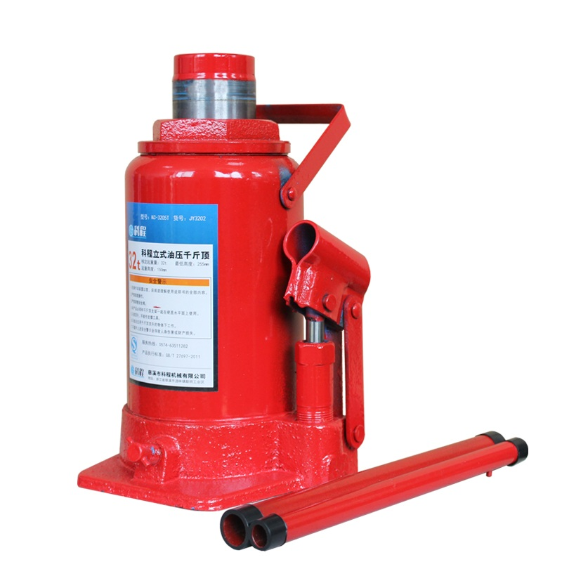 32Tvertical car jack hydraulic jack for car repair working  milwaukee electric tool corporation