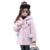 Outono inverno meninas cara do sorriso capuz casacos de lã crianças crianças clothing bebê meninas capes ackets misturas de lã casaco de trincheira