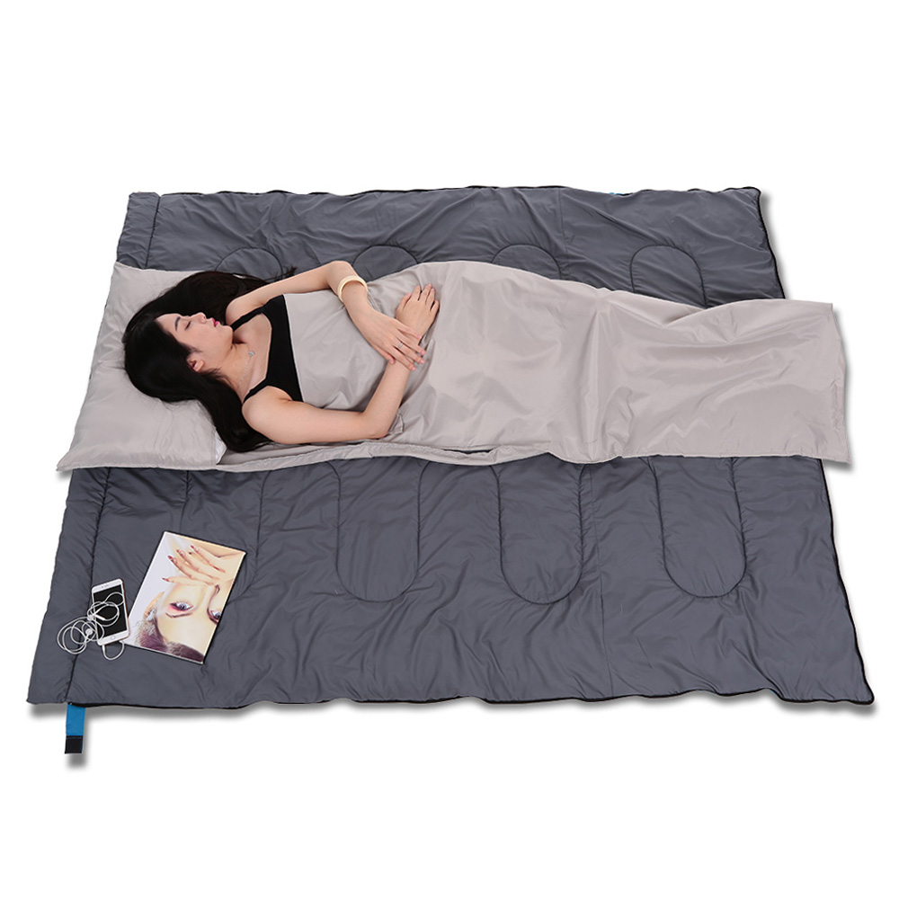 70*210cm Lightweight Outdoor Sleeping Bag Liner Polyester ...