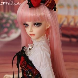 Image 2 - Bajkowy Minifee Mirwen 1/4 Model BJD SD dziewczyny chłopcy oczy wysokiej jakości zabawki sklep żywica figurki FL luodoll