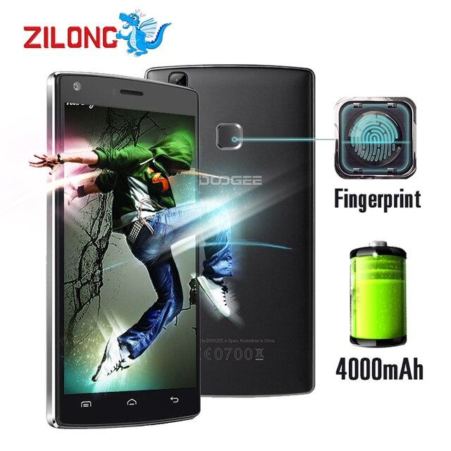 "2016 New 4000mAH Doogee X5 MAX/X5 MAX PRO 5"" Android 6.0 Cell Phones MTK6580 Quad Core 1GB+8GB 5.0MP 3G Fingerprint Mobile Phone"