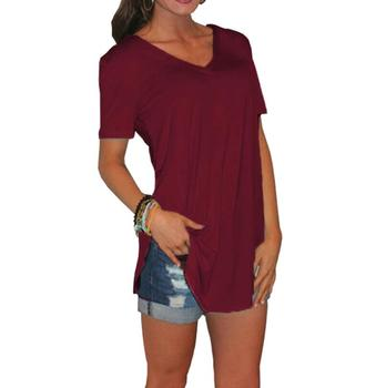 2019 New arrived Fashion women T-Shirts For Summer day CC-1926 4