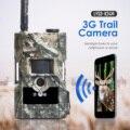 Câmera da fuga da caça Bolyguard wildcamera 24M 90ft 1080PHD 3G MMS SMS PIR visão noturna foto armadilhas Câmera Scouting fototrappola