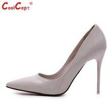 เซ็กซี่บางส้นรองเท้าผู้หญิงชี้เท้าปากตื้นส้นปั๊มเลดี้ศาลพรรคส้นรองเท้ารองเท้าขนาด35-39 Z00320