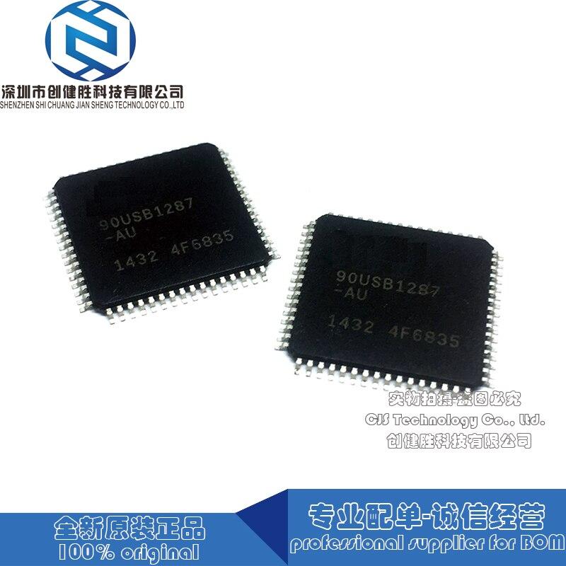 100% original AT90USB1287 AU AT90USB1287 90USB1287 AU QFP64 Long term supply-in Pièces de rechange et accessoires from Electronique    1