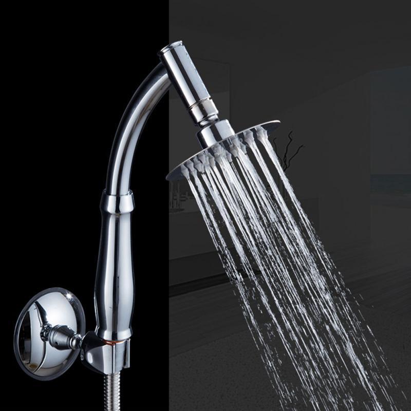 Luxury Stainless Steel Large Rainfall Shower Head Bathroom ...