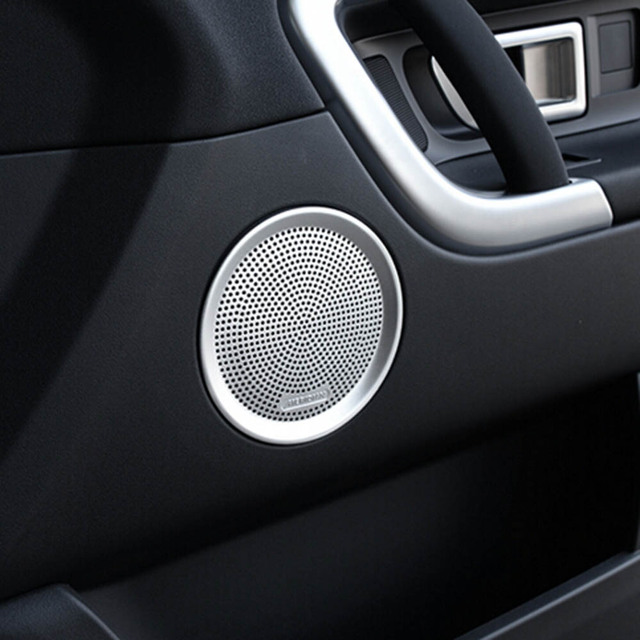 doors Woofer tweeters speakers decorative covers trip sticker trim for land rover discovery sport interior Accessories : landrover doors - pezcame.com