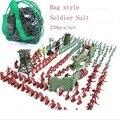 Alta qualidade de plástico 1 72 soldado em 238 pçs/set, Zipper saco modelo de tanques de guerra mundial militar corpo de brinquedos