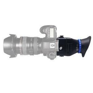 Image 4 - Mcoplus Universele 3.0X Lcd Zoeker 3 Inch 3.2 Inch Flip Lcd scherm 3 Vergroting Zoeker Voor Canon Nikon Sony Olympus
