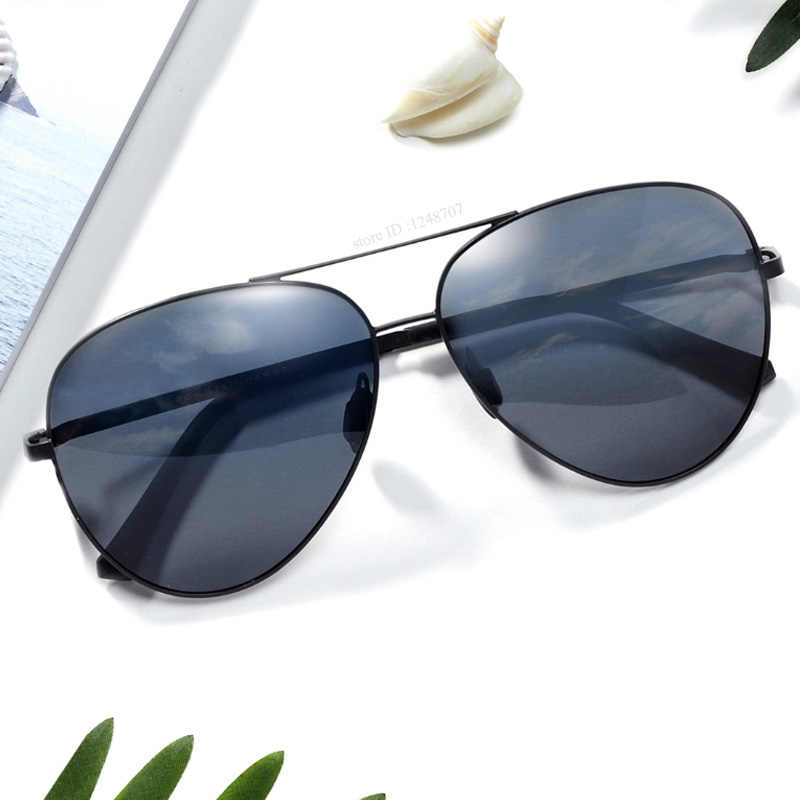 Xiaomi Mijia Turok Steinhardt TS Brand Nylon Polarized Stainless Sun Mirror Lenses Glass UV400 for Outdoor Travel Man Woman