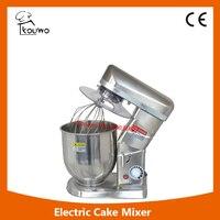 Professionnel 5L stand gâteau/pizza pâte mélangeur prix 220 V 110 V électrique meilleure nourriture cuisine mélangeur machine avec bas prix pour les ventes