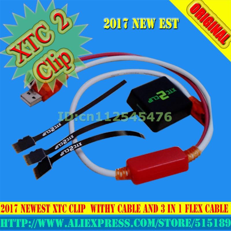 New XTC 2 Clip xtc2 clip xtc 2 clip For HTC Repair Mobile Phone Unlock Tool