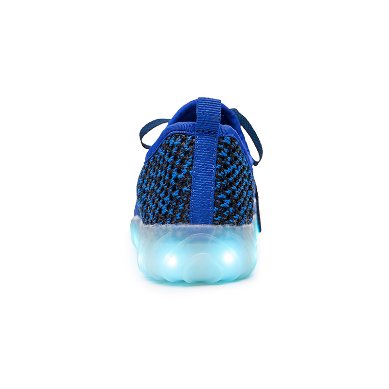 Led Sneakers YZY v2 Kids 26