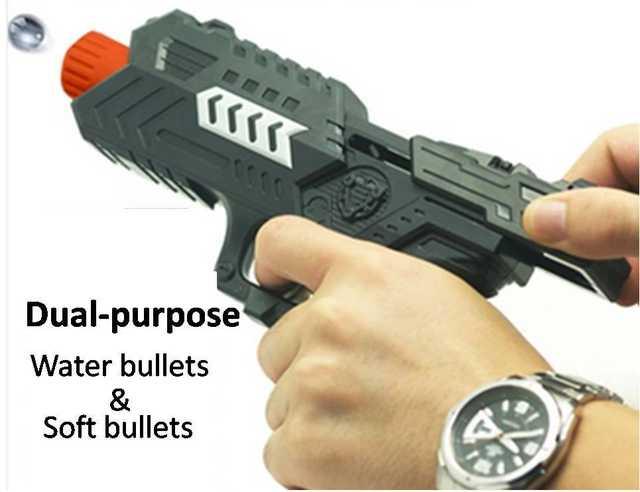 US $23 0 |Yangkai SY02 The Black Hawk Water gun ,Outdoor Fun&Sport Fighting  Toy Gun,CS Shooting sports Battle-in Toy Guns from Toys & Hobbies on