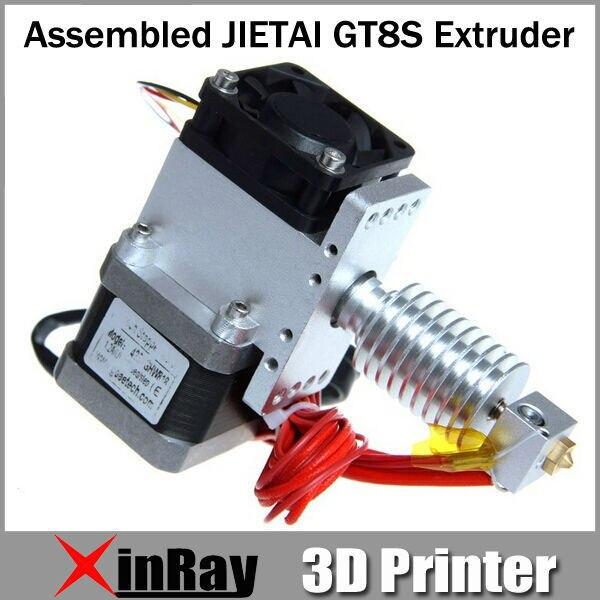 Бесплатная доставка продавать собраны JIETAI GT8S экструдер 3d принтер аксессуары GT043