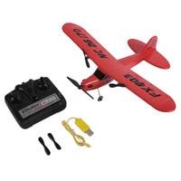FX803 Remote Control RC Plane Glider Aerodone Toy Children Audult 150m Foam Airplane Red Battery Drones