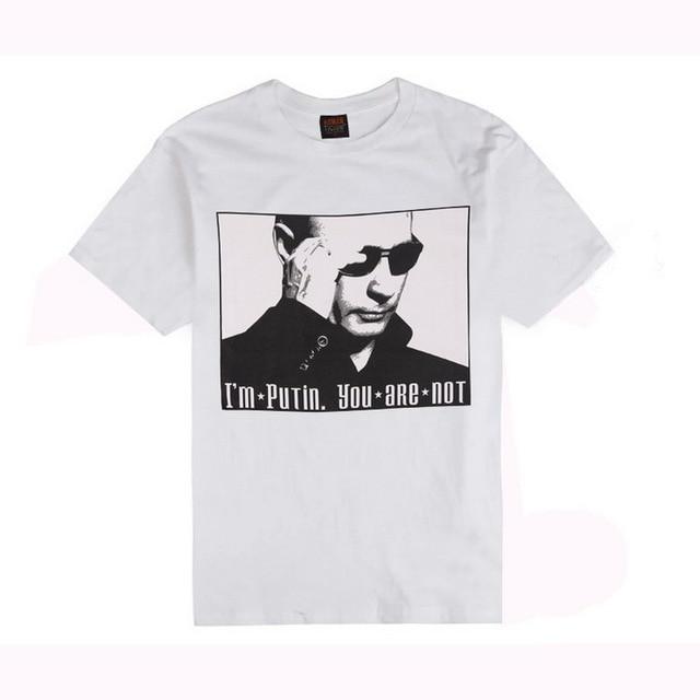 Men's Tee Shirt Homme Black...