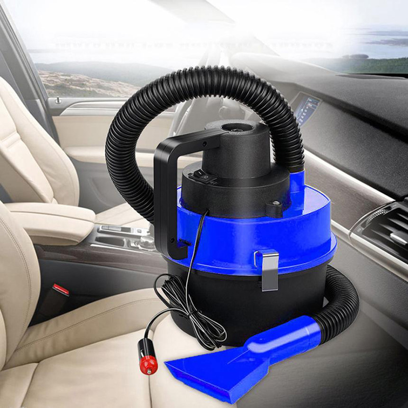 2018 Top Selling 12V NEW Portable Car Vacuum Cleaner Wet and Dry Aspirador de po dual-use Super Suction Car Vacuum Cleaner