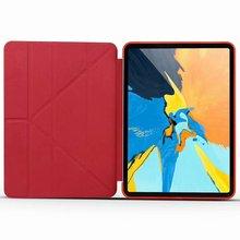 Multi-Angle Standing Folding Folio Smart Case Protect PU Cover Skin for New iPad