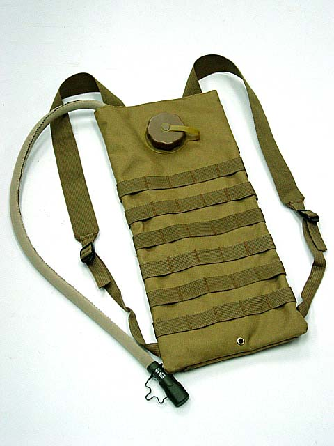 New 3L Hydration Packs Tactical molle Water Bag Assault women mens Backpack Hiking Pouch