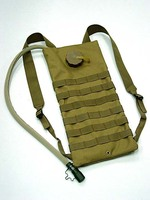 New 3L Hydration Packs Tactical molle Water Bag Assault women men's Backpack Hiking Pouch