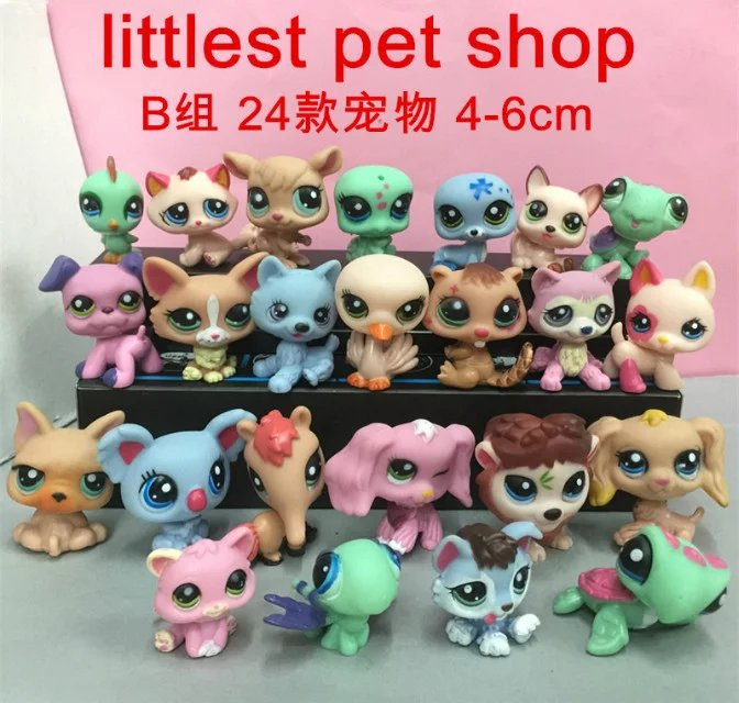 Online Buy Wholesale littlest pet shop from China littlest ...