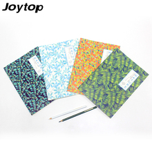 Joytop  Planner Nature collection Notebook Creative Travel Journal Diary Exercise Binding Note Notepad Gift 2017 School supplies